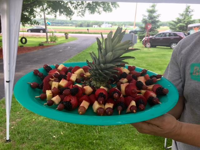 fruit kabobs_graduation
