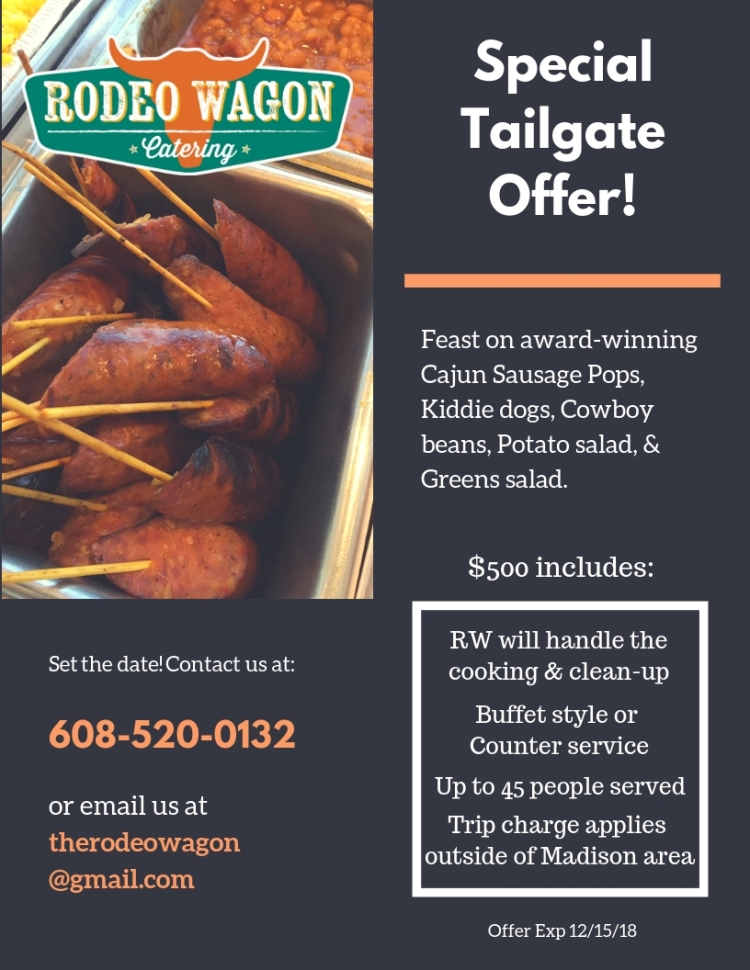 Rodeo wagon catering (1)