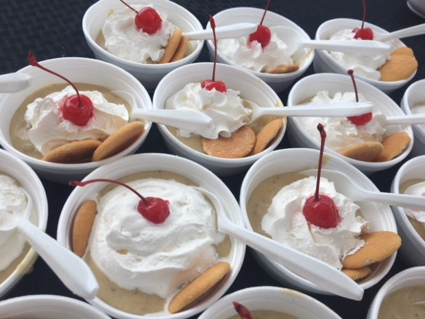 Banana Pudding Sundaes